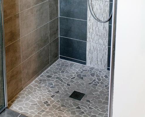 Villa Marie Boden tiefe Duschen