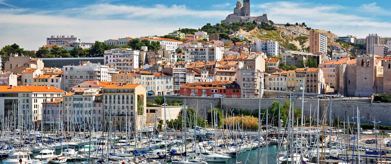 Villa Marie Urlaub Provence Marseille alter Hafen